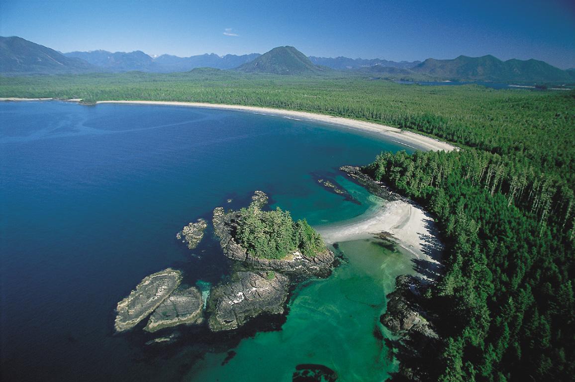 Goose Islands Bc